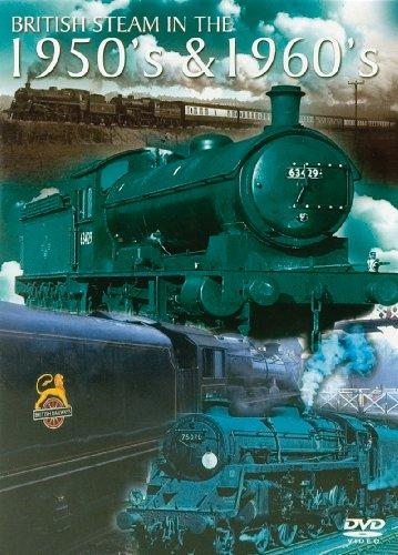 British Steam 50s And 60s [DVD] [2002]