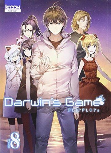 Darwin's Game T08
