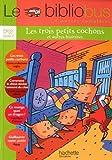 Le Bibliobus n° 13 CP/CE1 Parcours de lecture de 4 oeuvres : Les Trois Petits Cochons ; Comment le chien devînt l'ami du chat ; Ca mange quoi un dragon? ; Guillaume superpoète