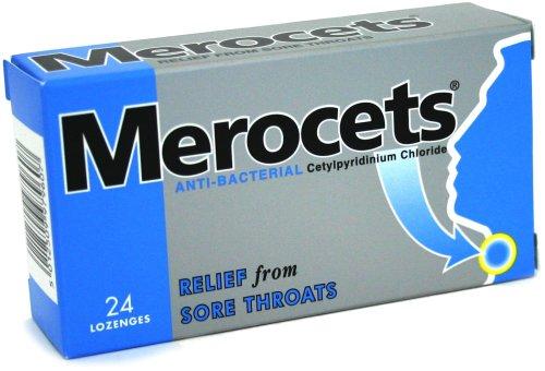 Merocets Lozenges 24