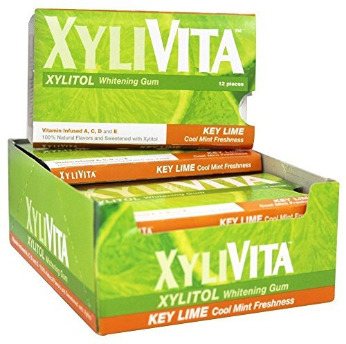 organix-south-xylivita-xylitol-whitening-gum-key-lime-cool-mint-freshness-12-pieces-by-organix