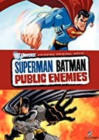 Superman/Batman Public Enemies