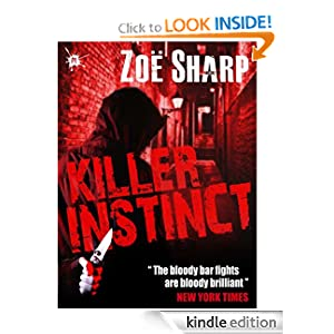 Killer Instinct: Charlie Fox book one