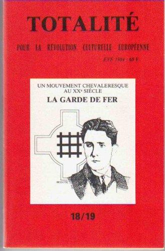 revue-totalite-pour-la-revolution-culturelle-europeenne-numero-18-19-1984-un-mouvement-chevaleresque