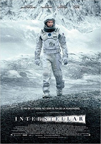Interstellar (DVD + BD) [Blu-ray]
