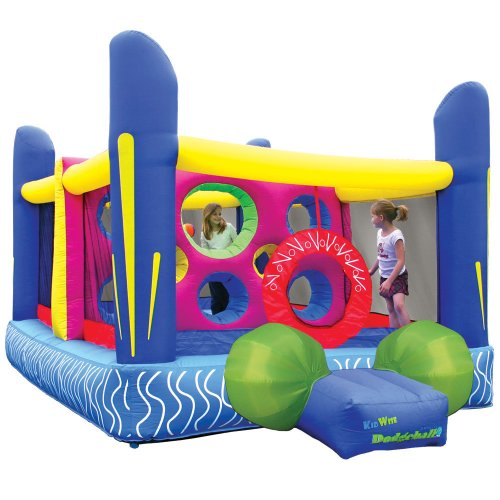Kidwise Jump'N Dodgeball Bounce House front-954634