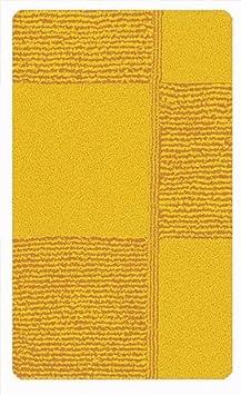 o kleine wolke 4014568657 tapis de de bain jaune cuisine maison m137. Black Bedroom Furniture Sets. Home Design Ideas