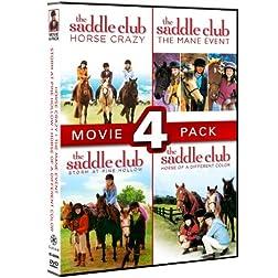Saddle Club: 4 Pack
