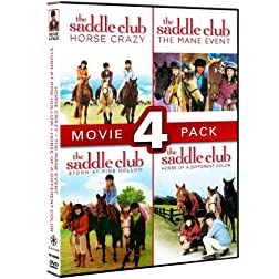 Saddle Club: 4 Pack