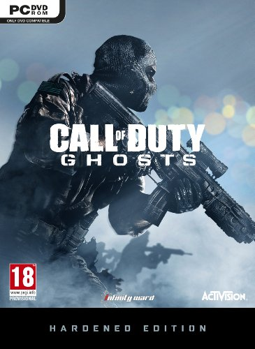 Call of Duty (COD): Ghosts - Hardened Edition (PC)