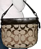 Coach Signature Zoe Convertiable Shoulder Hobo Bag Purse Mahogany Reviews