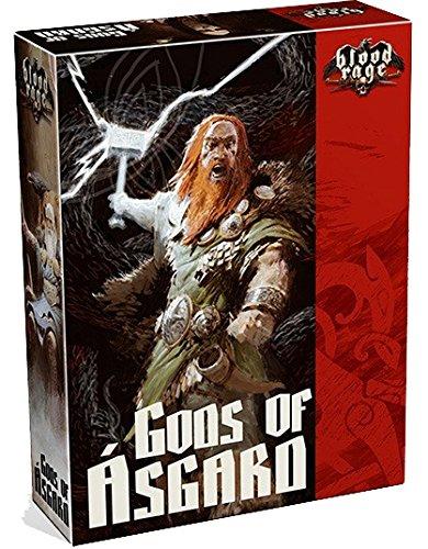 Asterion 8731 - Gioco Blood Rage: Dèi di Asgard, Edizione Italiana