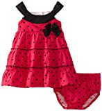 Lilybird Baby-Girls Infant Hot Dress, Pink, 24 Months