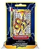 Bruyverne Turbo 113/162 130PV XY08 Impulsion Turbo - Booster de 10 cartas Pokemon, el texto puede ser en franc�s