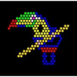 Lite Brite Refill: The Zoo (SQUARE) - NOT for New Magic Screen