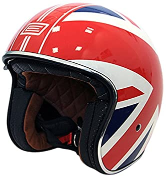 Origine Helmets Casque jet Sprint Union Jack, multicolore