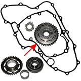 NEW HONDA TRX450ER TRX 450ER TRX 450 ER ONE WAY STARTER CLUTCH W GEAR 2006 2007 2008 2009 2010 2011 2012 2013 2014