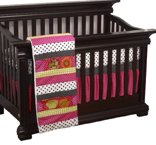 Cotton Tale Designs Tula 3 Piece Crib Bedding Set