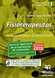 img - for Fisioterapeutas del SAS. Temario espec fico. Volumen 1 (Spanish Edition) book / textbook / text book