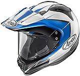 アライ(ARAI) バイクヘルメット オフロード ツアークロス3 フレア(FLARE) 青 57-58CM