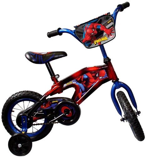 Spider-Man Bike (12-Inch Wheels)