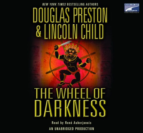 The Wheel of Darkness, (Books On Cd Preston & Child compare prices)