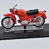 Nicky s Gift 1 22 Scale Moto Motorcycle Motorbike Model Toys Moto Guzzi Zigolo