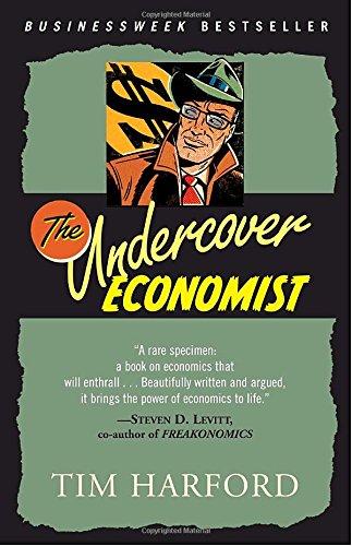 The Undercover Economist, Harford, Tim