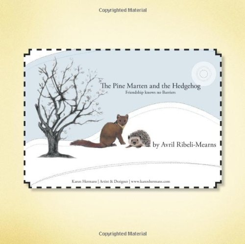The Pine Marten and the Hedgehog: Friendship Knows No Barriers
