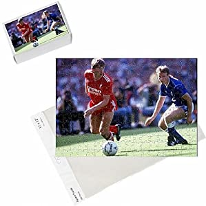 Photo Jigsaw Puzzle Of Kenny Dalglish Liverpool 1986/1987 from Fotosports