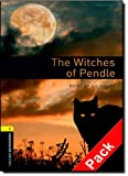 Bassett Jennifer Oxford Bookworms Library: Stage 1: The Witches of Pendle Audio CD Pack: 400 Headwords (Oxford Bookworms ELT)