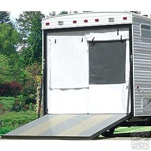 Sport Utility Trailer Cargo Add A Wall Privacy Screen Panel Xl Automotive