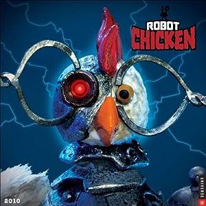 لعبة الفراخ الرائعة Robot Chicken