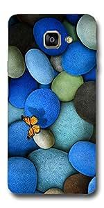 SEI HEI KI Designer Back Cover For Samsung Galaxy A7 (2016 Edition) - Multicolor
