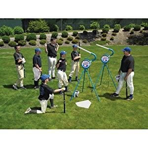 JUGS Small-Ball Pitching Machine Team Package by Jugs