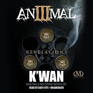 Animal 3: Revelations Audiobook