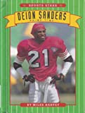Deion Sanders, Prime Time: Prime Time (Sports Stars) (0516043951) by Harvey, Miles