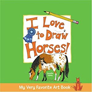 I Love to Draw Horses!