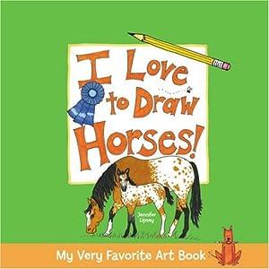 I Love to Draw Horses!
