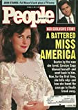 img - for Carolyn Sapp (Miss America), John Stamos (Full House) - October 14, 1991 People Weekly Magazine book / textbook / text book