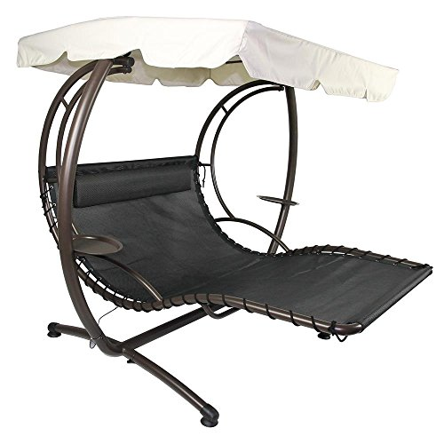 Double Swinging Hammock