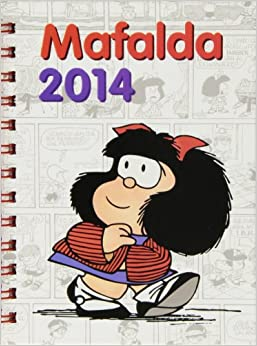 AGENDA MAFALDA 2014 ANILLADA (Spanish) Perfect Paperback – January 1