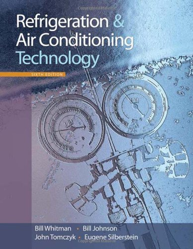Refrigeration and Air Conditioning Technology (Available...