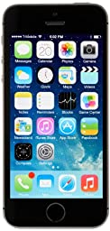 Apple iPhone 5S 32GB Unlocked GSM 4G LTE Cell Phone - Space Gray