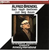 Alfred Brendel Alfred Brendel: Amnesty International Benefit Concert
