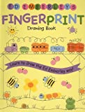 img - for Ed Emberley's Fingerprint Drawing Book [Hardcover] [2005] (Author) Edward R. Emberley book / textbook / text book