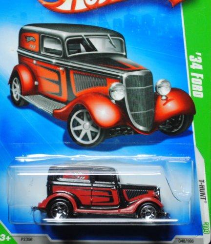 2009 Hot Wheels Treasure Hunts 34 Ford 1:64 Scale - 1
