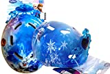 Disney Frozen Multi-sport Helmet , Frozen Tiara Hard Helmet Bicycle , Rollerblading , and Outdoor Play Perfect Gift for Christmas Disney Frozen Hard Helmet