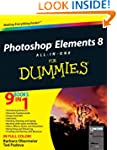 Photoshop Elements 8 All-in-One For D...