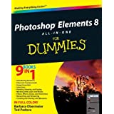 Photoshop Elements 8 All-in-One For Dummiesby Barbara Obermeier